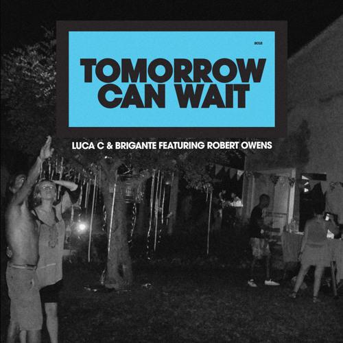 Luca C & Brigante feat. Robert Owens: Tomorrow Can Wait (Art Department Remix)