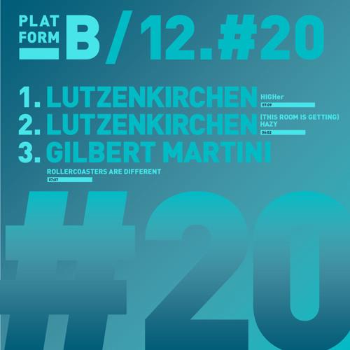 Lutzenkirchen - (This Room Is Getting) Hazy (Original Mix) [Platform B]
