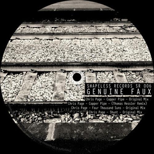 Four Thousand Suns (Original Mix) - Shapeless