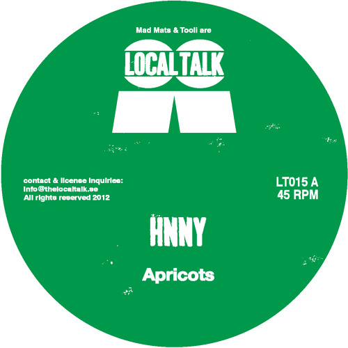 HNNY - Apricots (LT015, Side A2)