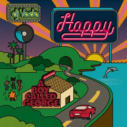 Happy (feat. A Boy Called George) (album mix)