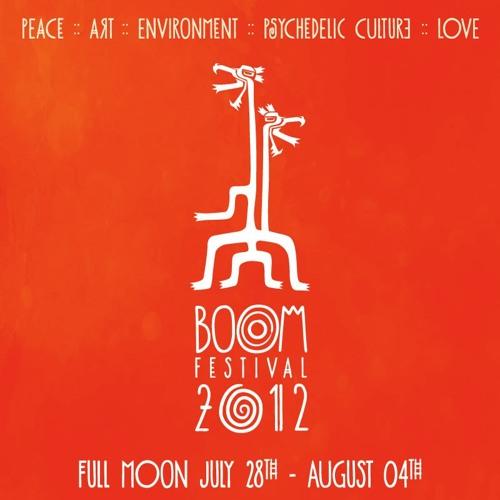 Gorgo@Boom Festival 2012 Alchemy Circle