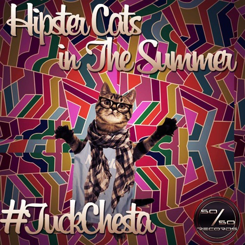 Hipster Cats in the Summer EP MINIMIX - PREVIEW [OUT TODAY] (50/50 Records)