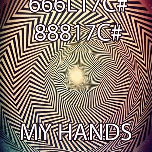 666L17C#88817C# - MY HANDS LOVE MY LEGS!