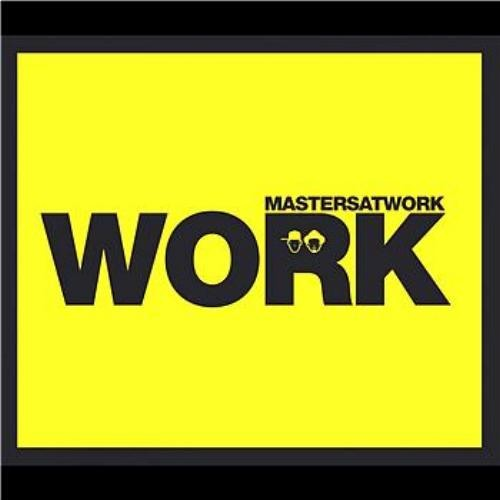 Masters of Work - Work (Deejay MIX STARS MashUP) (Tope Edit 2012)
