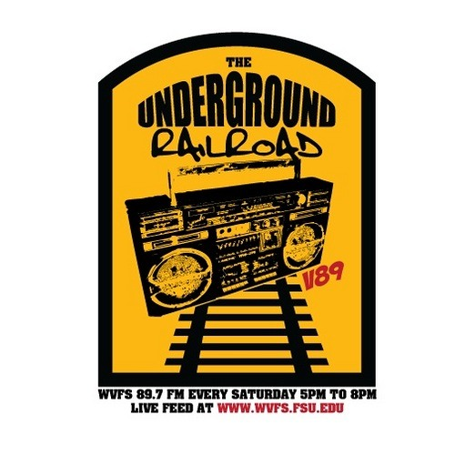 DJ FUMO live on The Underground Railroad 89.7FM (8/4/'12)