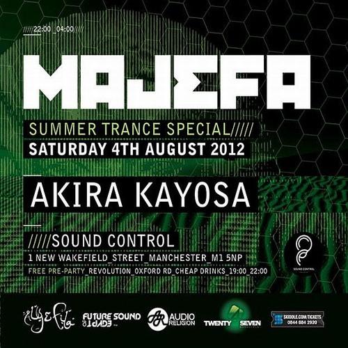 Akira Kayosa - Majefa 4th August 2012 3-4 AM