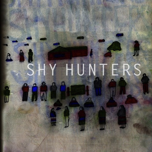 Shy Hunters - Stained Glass House