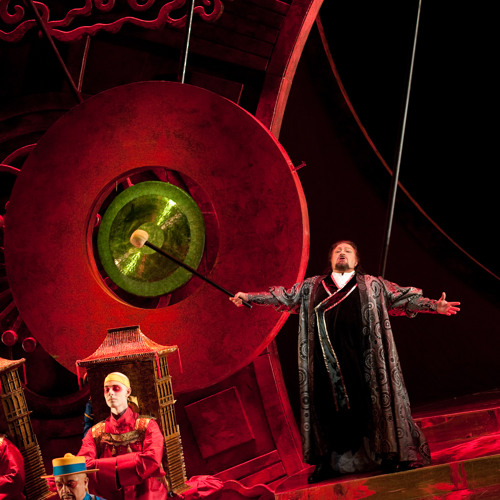 """Artist of the Year: ASHER FISCH Conducts """"Turandot"""""""