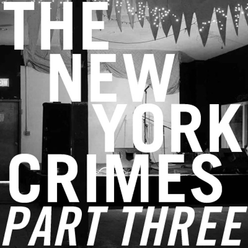 The New York Crimes - Part 3