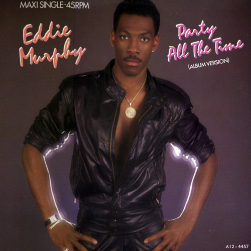 Eddie Murphy - Party all the time X Flosstradamus - test me(Le Quiphy Mash)