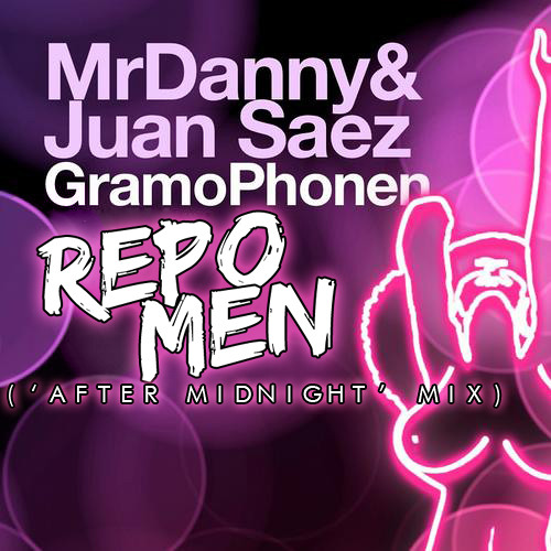 Gramophonen (Repo Men 'After Midnight' Mix) [SUPPORT FROM MR.DANNY]