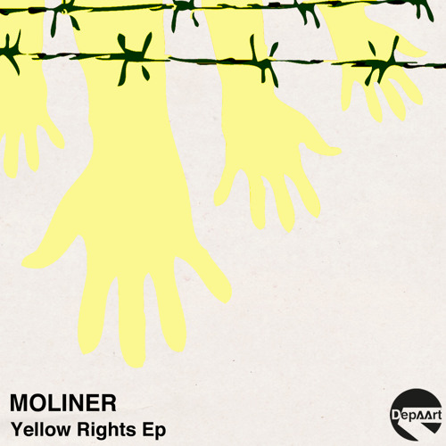 Moliner-Yellow Rights (Original Mix) [DEP002]