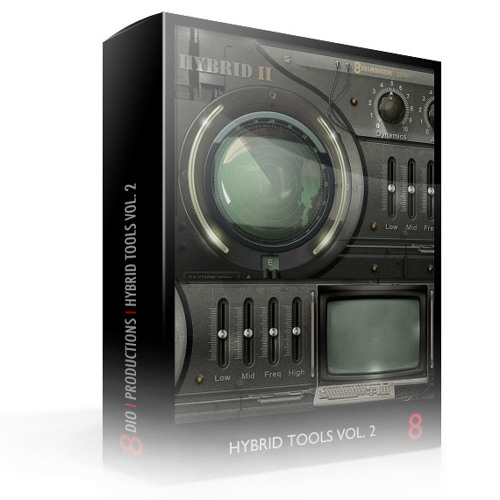"8Dio Hybr1d Tools Vol. 2 ""R1se"" by B1ll Br0wn"