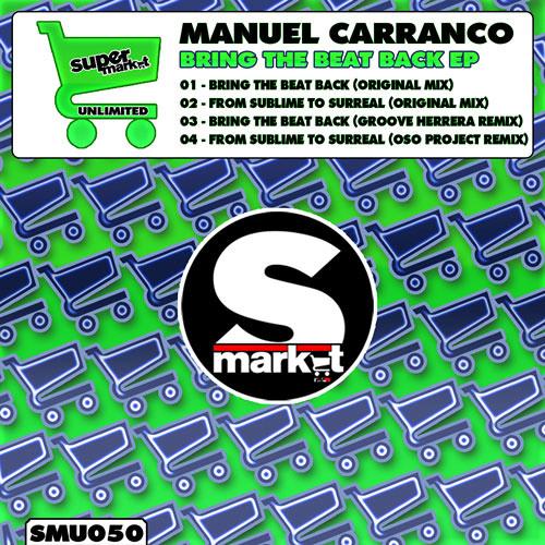 M Carranco - Bring The Beat Back (Original Promo Cut) - OUT NOW !!!