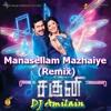 [SAGUNI] Manasellam Mazhaiye (Remix) DJ Amilain