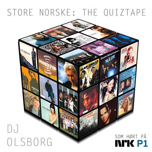 DJ Olsborg - Store Norske: The Quiztape