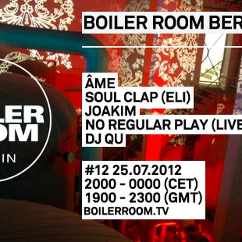 Joakim 50 min Boiler Room Berlin DJ Set
