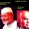 Raag JaiJai Vanti Teen Taal - UT. Bismillah Khan + PT. VG Jog + Scratchoski  (Beats + Scratching)