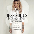 Jess Mills For My Sins (Phaeleh Remix Club) Artwork