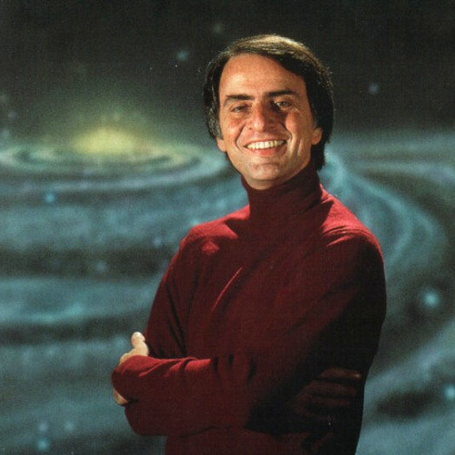 Carl Sagan's message for Mars