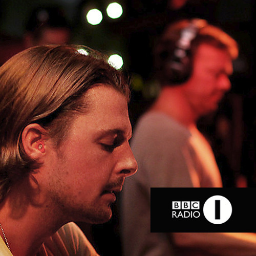 Axwell live on BBC Radio 1 at Ushuaia, Ibiza