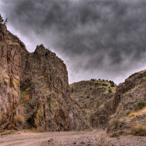 Box Canyon by Odis Bynum