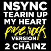 NSYNC - TEARIN UP MY HEART (PASE ROCK VERSION) F/ 2 CHAINZ mp3