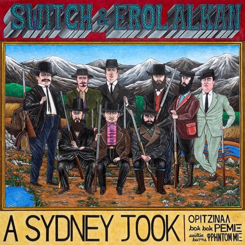 Switch & Erol Alkan - 'A Sydney Jook' [PH19]