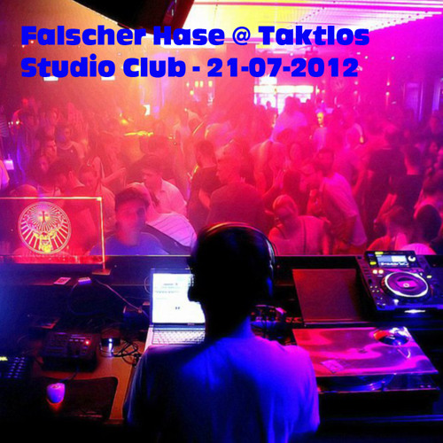 Falscher Hase at Taktlos - Studio Club - 21-07-2012