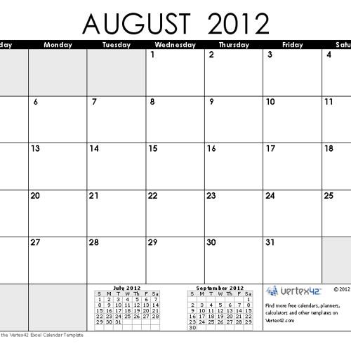 August Already?