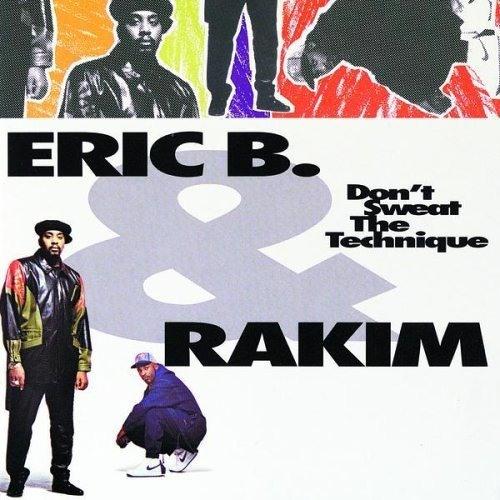 Eric B & Rakim - Don't Sweat The Technique (Instrumental)
