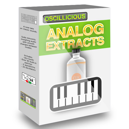 Analog Extracts Demo 1