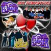 Mix Grupo Brindis VS Los Acostas- DJ Jorge***El Danger***.