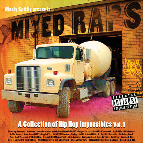Mixed Raps | A Collection of Hip Hop Impossibles