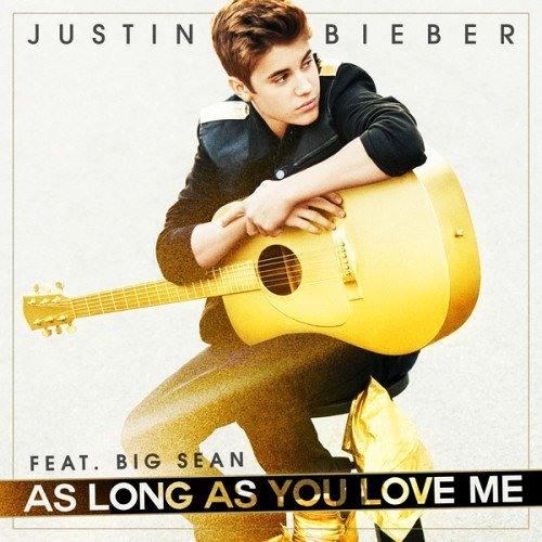 Justin Bieber as Long You Love Me