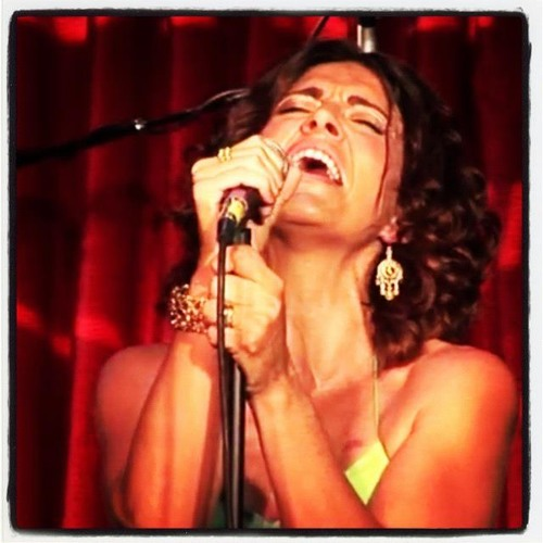 Fabiana Passoni - Rock With You
