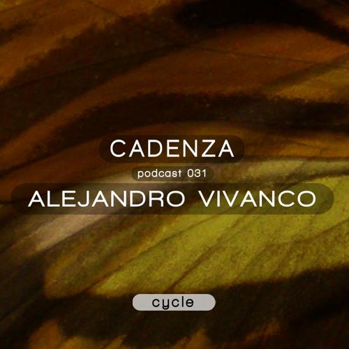 Cadenza Podcast   031 - Alejandro Vivanco (Cycle)