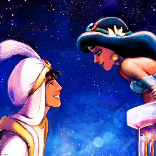 A Whole New World (jasmine)