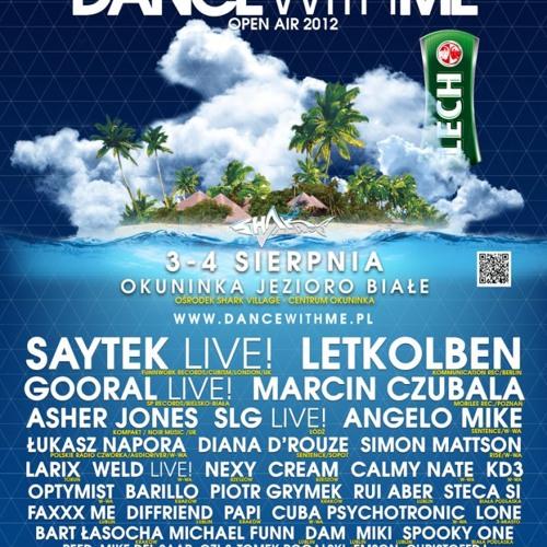 LetKolben - 03.08.2012 - Live @ DanceWithMe open air 2012 / Poland