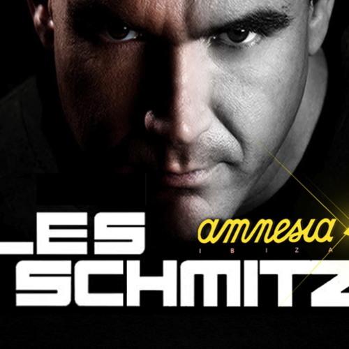 Les Schmitz - Amnesia Ibiza promo mix (August 2012)