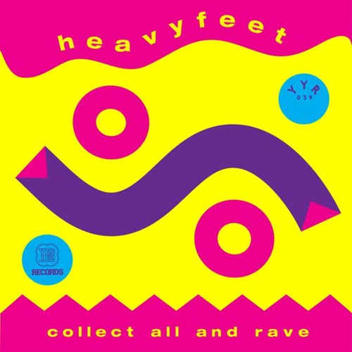 HeavyFeet - Collect All & Rave