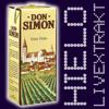 HIELO LIVEXTRAKT 2010 - DON SIMON!