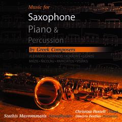 'Nissiotico' for alto saxophone and piano