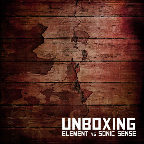 Element vs Sonic Sense - Unboxing (Aug.2012)
