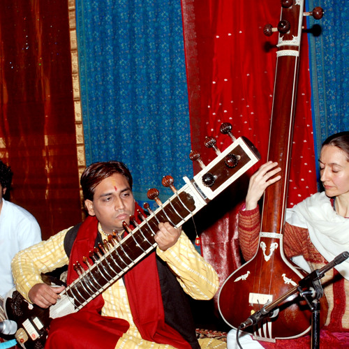 Soothing Sound Of India by Sitar Maestro Dr Acharya Jaimini