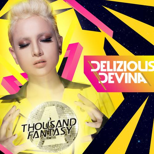 Cover Lagu - Delizious Devina Feat Dea Lestari & Dmust Akira - REBEL LOVE