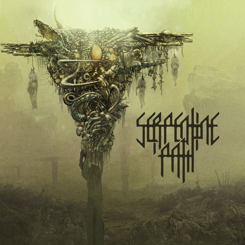 Serpentine Path - Only a Monolith Remains