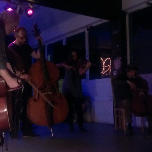 String Quartett at Bei Roy