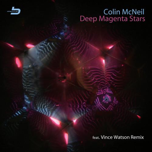 Deep Magenta Stars // Vince Watson Remix